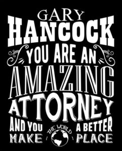 Amazing Attorney Custom Tin Sign Makes The World A Better Place – Personalized for Amanda