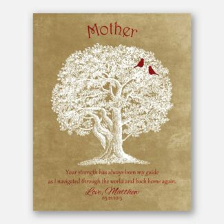 Mother Oak Tree Your Strength Has
