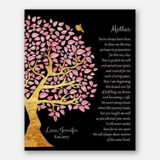 Gift For Mom   Personalized Tree