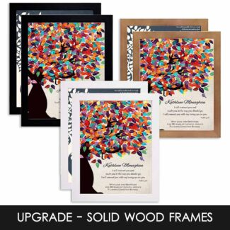 Solid Wood Finished Picture Frames
